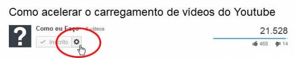 noficacao youtube 2