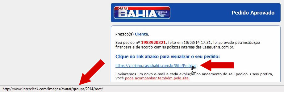 email falso 2