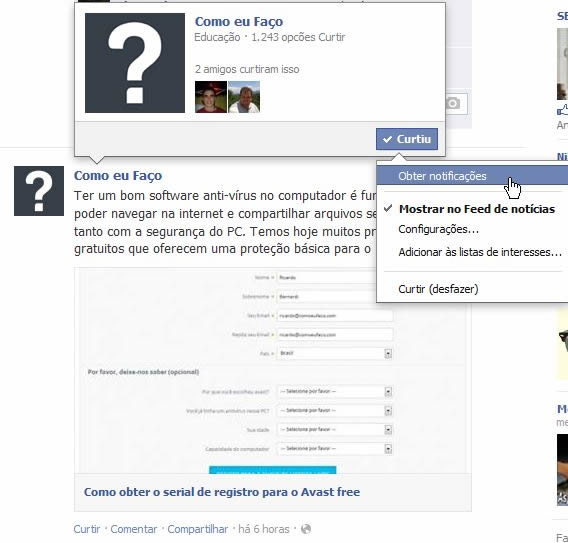 notificacoes face 1